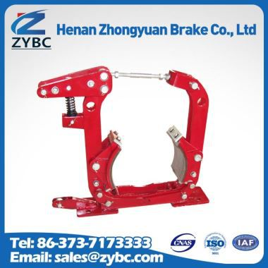 TWZ(B) Series Wire Rope Foot Operated Drum Brakes